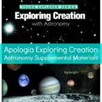 Apologia Exploring Creation with Astronomy Supplemental Materials