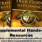 Paths of Exploration Supplemental Resources