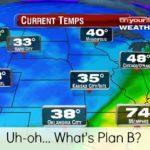 Crazy Weather is Getting Crazier!