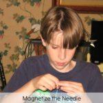 Magnetize Needle