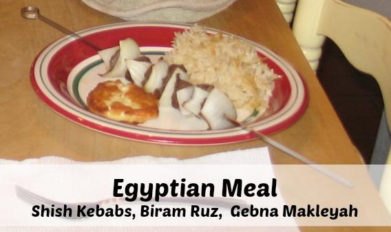 Gebna Makleyah, Biram Ruz, Shish Kebabs