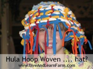 Hula Hoop Hat Gage