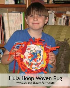 Hula Hoop Rug Blake
