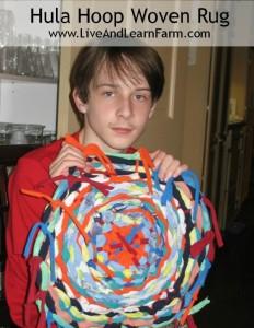 Hula Hoop Rug by Chase