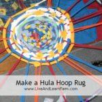 Hula Hoop Woven Rugs