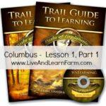 Paths of Exploration Columbus Lesson 1 Part 1