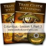 Paths of Exploration Columbus Lesson 1 Part 3