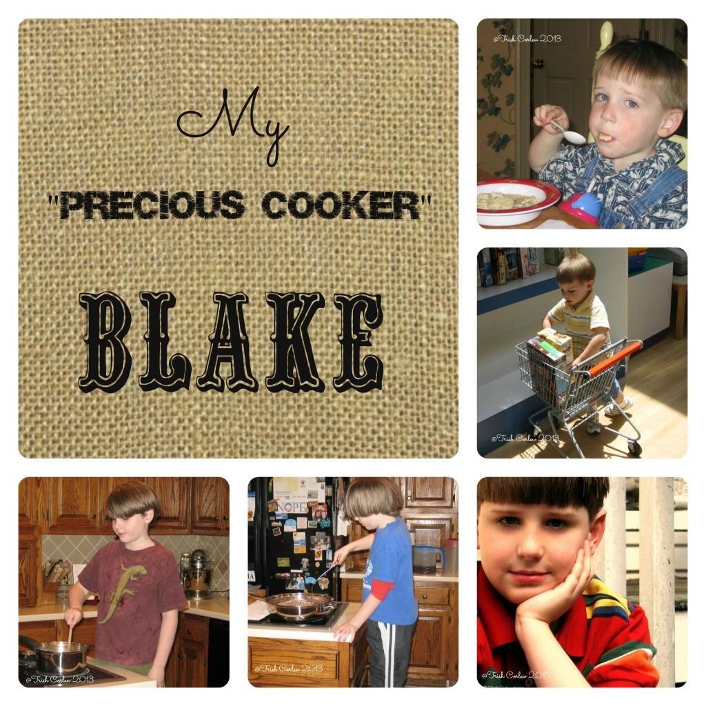 My Precious Cooker