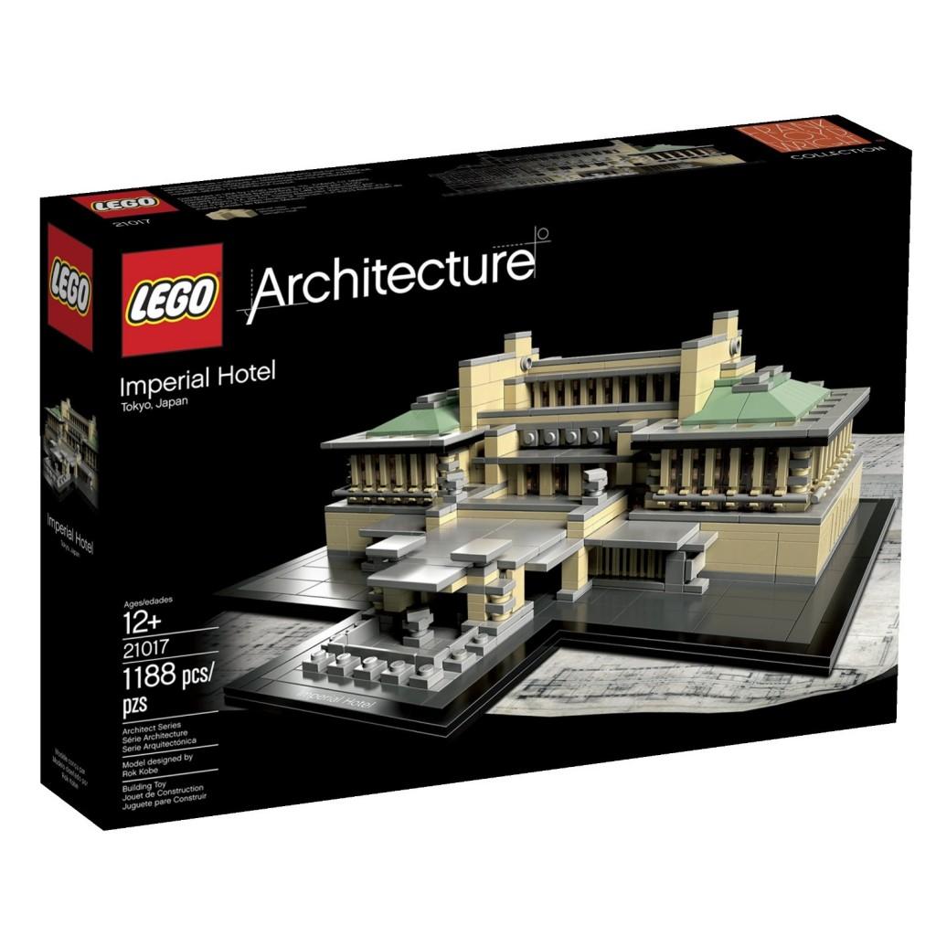 Imperial Hotel Lego