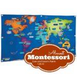 Almost Montessori World Oceans