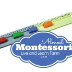 Almost Montessori Unifix Cubes and Mathematical Patterns