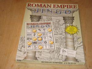 Jingo Roman Empire