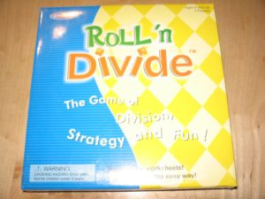 Roll n divide