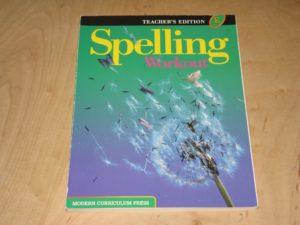 Spelling E