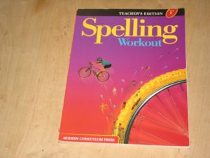 Spelling F