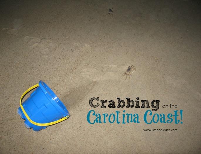 Crabbing at Carolina
