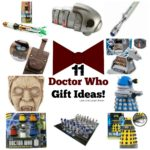 11 Doctor Who Gift Ideas!