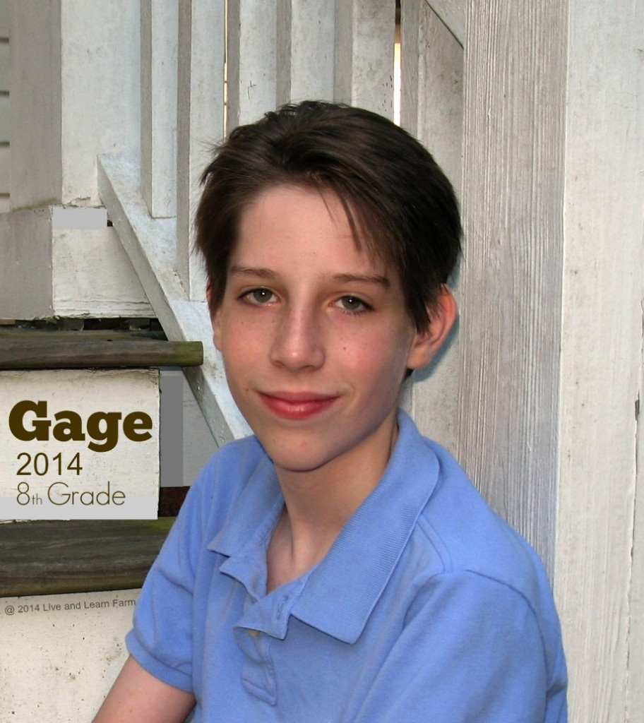 Gage 2014